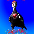 WOODPECKER Valentine's Day Gifts by Val  Brackenridge