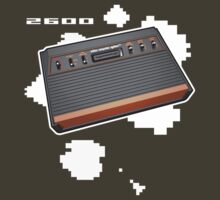 Atari 2600 Asteroids by panaromic