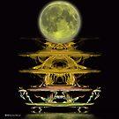 Moon Rest by Dean Warwick