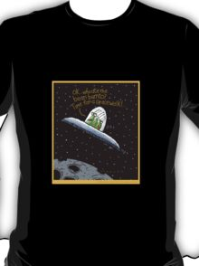 Time for a Spacewalk T-Shirt