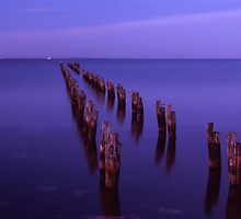 jetty reclaimation by Tony Middleton