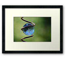 Orb 1 Framed Print