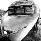 Old Boat by Honor Kyne