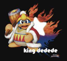Super Smash Bros - King Dedede by phoenix529