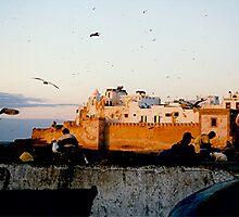 Essaouira by Catherine Hadler