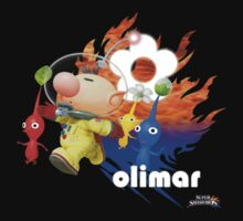 Super Smash Bros - Olimar by phoenix529