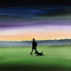 Scottie Dog 'Walking Scottie' by archyscottie