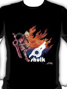 Super Smash Bros - Shulk T-Shirt
