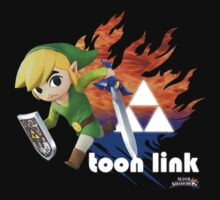 Super Smash Bros - Toon Link by phoenix529