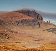 The Old Man of Storr by MistyIsle