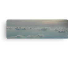 cloud layer Canvas Print
