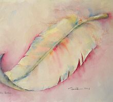Exotic Feather by Tama Blough