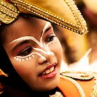 Sinulog 2009 Happy Girl by Chetan R