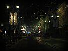New Years Eve Streetscene by Leanna Lomanski
