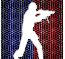 Counter Terrorist by mLenderSan