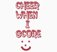 cheers when i score by Kevin Meldrum