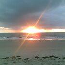 Australian Sunrise  by Tom Douce