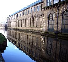 Salts Mill (2) by lukasdf