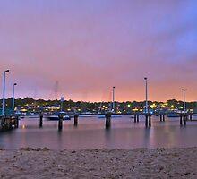 Gunnamatta Bay by Nathan T