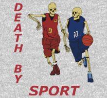 death by sport basketball by karen sheltrown