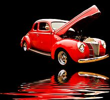 33 Ford by Michael  Petrizzo