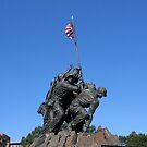 Iwo Jima Monument by DLR4
