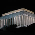 Lincoln Memorial  night by DLR4