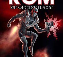 Rom Spaceknight by Iszyiszard