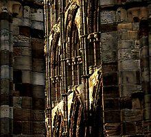 Whitby Abbey x12 by JoCr