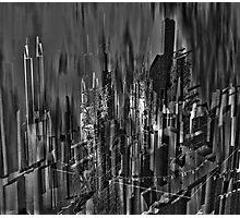 Monochroma 3 Photographic Print