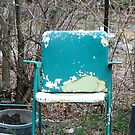 Peeling chair by peggyswfl