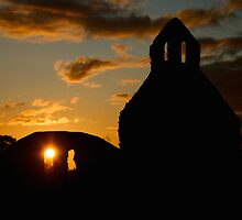 Abbeyshrule Abbey, Ireland by Aishling O'Neill