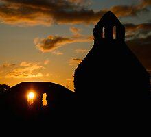 Abbeyshrule Abbey, Ireland by Aishling O'Neill
