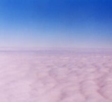 Floating on a cloud. by Cydell