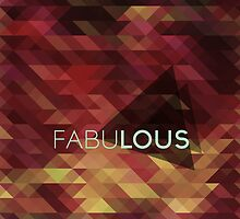 Fabulous with luscious background for fab people by byzmo