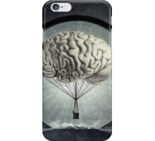 light headed iPhone Case/Skin