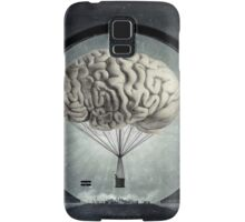 light headed Samsung Galaxy Case/Skin