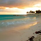 Cancun Sunrise by John Mckinney