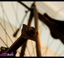Old Iron by Afrizal Novian Baharsyah