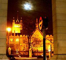 Big Ben Strikes Midnight by Berni Stanley