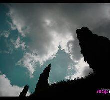 The Sky High by Afrizal Novian Baharsyah