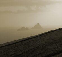Skellig Islands, Ireland by mackozer