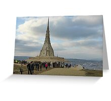 The Temple............................................Derry/Londonderry Greeting Card