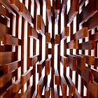 Wooden Light 2 by rafolio