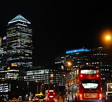London Canary Wharf by WillOakley