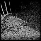 Garden Chair by Paul Desmond