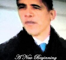 A New Beginning - Mr President  by Michelle BarlondSmith