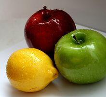 Healthy colors by Ghelly