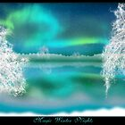 Magic Winter Nights by Nameda