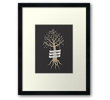 Trees Full of Starlight Framed Print